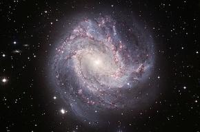 Телескоп «Хаббл» открыл самую далекую галактику