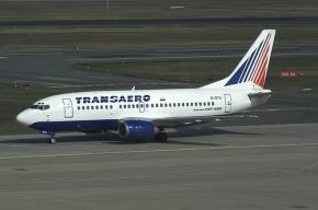 Пассажирский Boeing-735 со сломанным двигателем успешно сел в Толмачёво