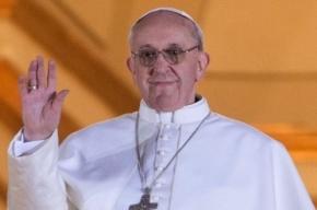Спецслужбы США могли прослушивать телефон Папы Римского
