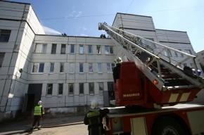 В Петербурге ликвидированы два пожара