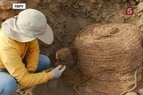 В Перу археологи нашли две мумии возрастом более 1000 лет