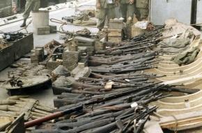 В Ингушетии найден крупнейший за последние годы тайник с оружием