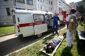В пожаре на Таврической улице погибла пенсионерка