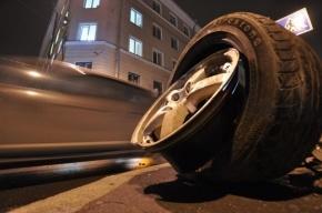 В Москве ребенок в коляске травмирован автомобильным колесом