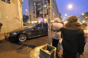 В Кировском районе водитель BMW сбил 88-летнюю женщину