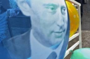 Михаила Дворковича задержали при попытке поздравить Путина