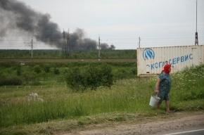 Завод по переработке мусора построят в Красном Бору к 2015 году