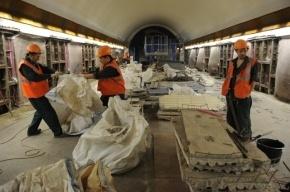 В пожаре на станции «Петроградская» виноваты рабочие