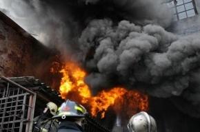 Один человек погиб и 12 пострадали при пожаре в жилом доме в Лосино-Петровске