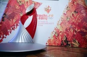 Эстафета олимпийского огня в Петербурге: маршрут и участники
