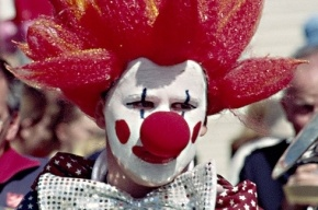 Киллер-клоун убил на детском празднике мексиканского наркобарона