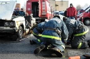 В Ленобласти в ДТП погибли двое