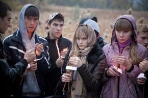 В Волгоградской области прошли первые похороны жертв теракта