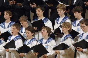 Российских учеников научат хором петь любимую песню Путина