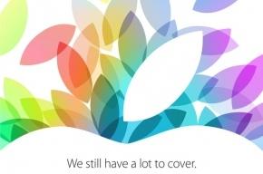 Apple проведет презентацию новых моделей iPad 22 октября