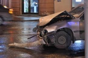 В Новосибирской области 15-летняя пьяная школьница разбилась на машине своего деда