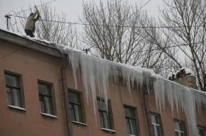 Более 5 тысяч крыш в Петербурге признаны потенциально опасными
