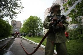 В Ангарске неизвестные пытались поджечь городской военкомат