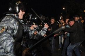 Координатор «Русской Москвы» задержан по делу о беспорядках в Бирюлево
