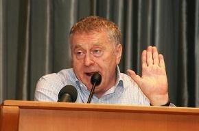 Жириновский потребовал отставки глав МВД и МИД Нидерландов