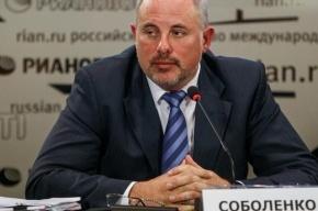 В Петербурге обстреляли машину главы района Ленобласти
