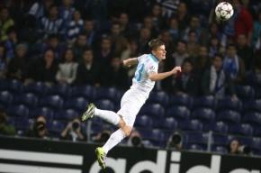 «Зенит» обыграл «Порту» в матче Лиги чемпионов