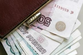 В Купчино безработный отобрал 200 рублей у 86-летней женщины