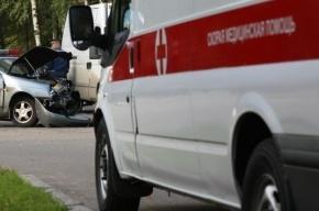Водитель иномарки сбил девятилетнего мальчика на Васильевском острове