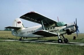 Самолёт Ан-2 упал в Красноярском крае, два человека погибли