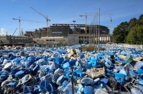 На строительство «Зенит-Арены» лишние 200 млн выделили по ошибке