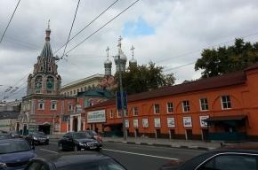В Москве возбуждено дело после нападения на православный храм