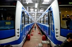 Метрополитен Петербурга закупит еще 11 поездов «НеВа»