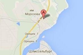 Во Всеволожском районе горит склад химического завода