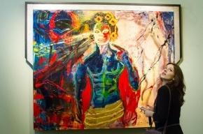 В Русском музее открылась выставка картин Сталлоне