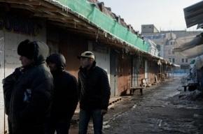 ЗакС просит закрыть рынок в Апраксином дворе