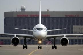 Мужчина задержан за дебош в самолете на рейсе Шарм-эль-Шейх – Москва