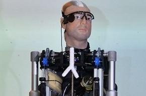 В США представили первого в мире биоробота