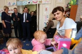 Медведев: Многодетным семьям улучшат жилищные условия