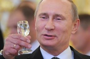 Мировые лидеры спели песню под гитару на день рождения Путина