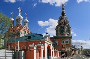 Вооруженные люди совершили налет на православный храм в Москве