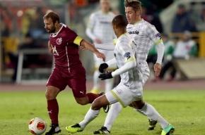 «Рубин» разгромил «Зюлте-Варегем» со счетом 4:0 в Лиге Европы