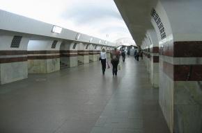 На фиолетовой ветке метро Москвы произошел 30-минутный сбой