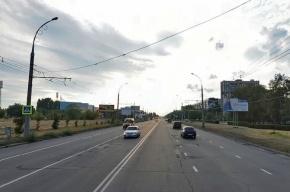 В Тольятти расстреляли из автомата машину, водитель погиб