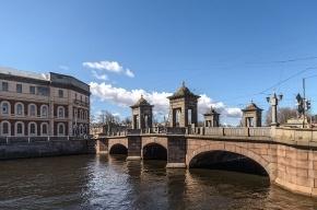 В Петербурге ремонтники незаконно перекрыли мост