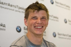 Аршавин хочет поехать на чемпионат мира 2014