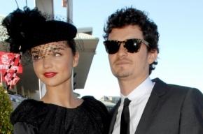 Актер Орландо Блум расстался с женой после трех лет брака
