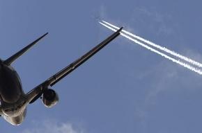 В небе Подмосковья едва не столкнулись самолеты Boeing и Bombardier