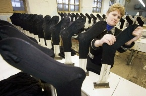 МЧС закупает носки с наночастицами серебра на 3 млн рублей