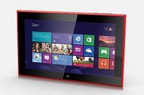 Nokia представила свой первый планшет Lumia 2520