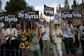 Эксперты ОЗХО приступили к уничтожению  химического арсенала в Сирии